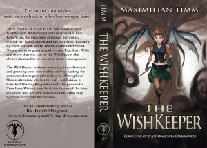 The WishKeeper Book Cover